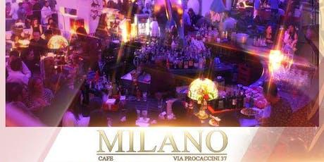 Special Aperitif - Milano Cafe biglietti