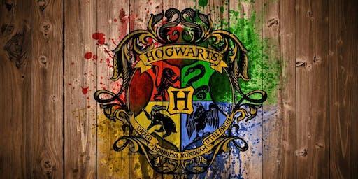 Harry Potter Mixed Media Canvas