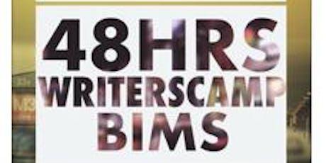 48 HRS WRITERSCAMP BIMS tickets