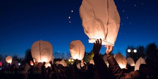 Notte delle Lanterne Volanti - Mercato di Natale