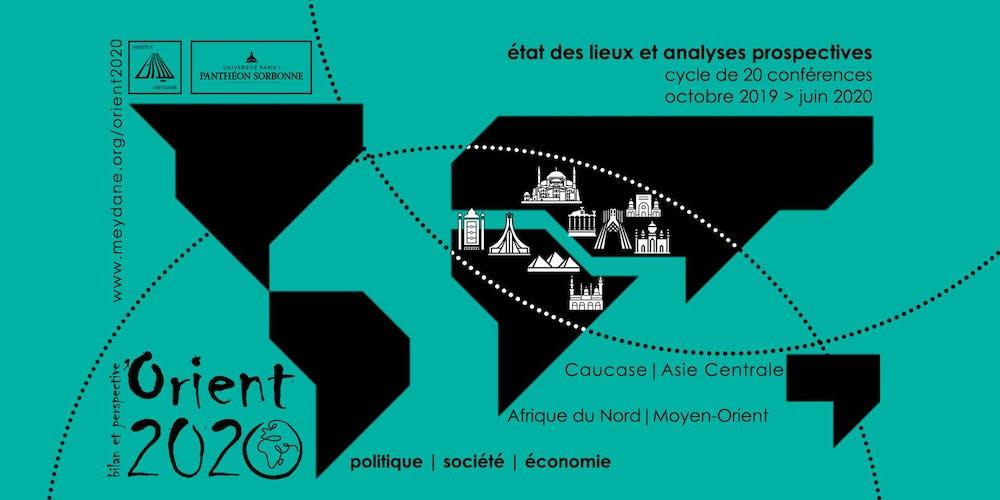 Sorbonne Calendrier.Orient 2020 Afghanistan Bilan Et Perspective Billets Le