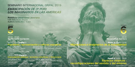 Seminario Internacional Gripal 2019 / Bogota 5 & 6 diciembre PUJ boletos