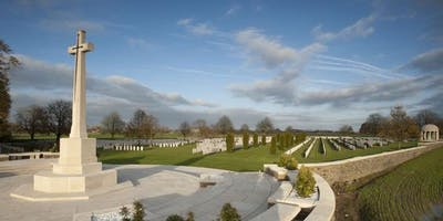 ***** Lecture Series: Norman Brice, the Commonwealth War Graves Commission
