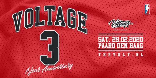 Voltage - 3 Year Anniversary