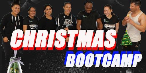 Chrismas Bootcamp
