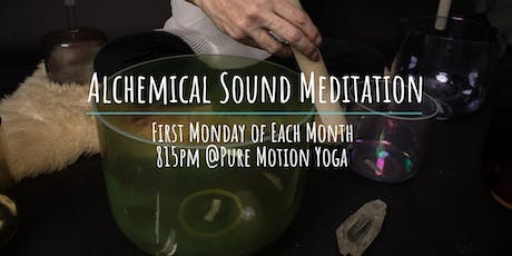 Alchemical Sound Meditation tickets