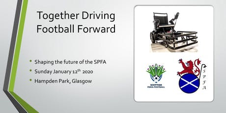 SPFA Development Plan tickets