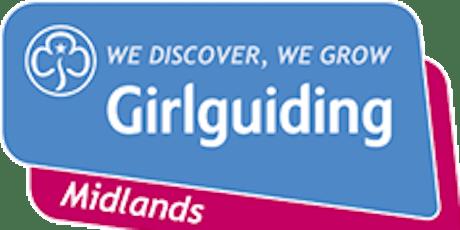 Girlguiding Midlands parkrun Takeover tickets