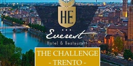 THE CHALLENGE - TRENTO - biglietti