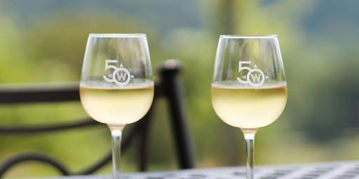 Winemaker Tasting at 50 West