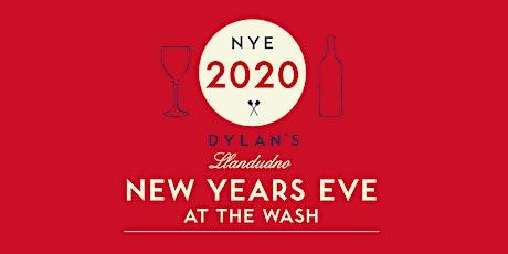 New Years at the Wash - Dylan's Llandudno tickets