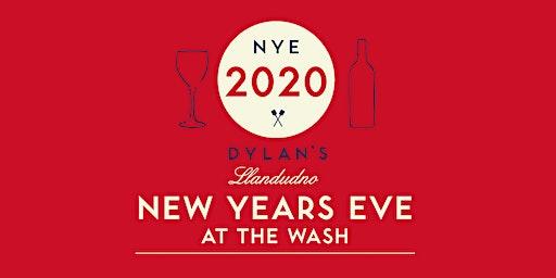 New Years at the Wash - Dylan's Llandudno
