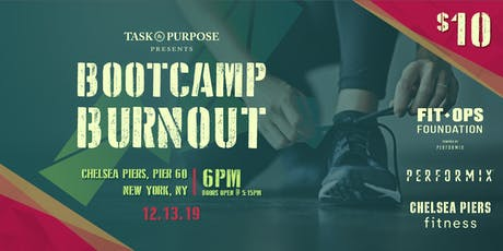 Bootcamp Burnout tickets