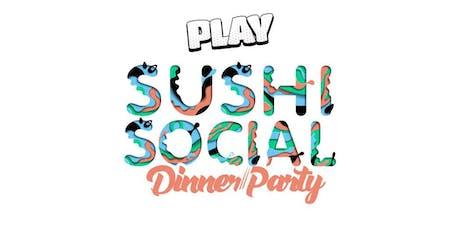 Play Sushi Social tickets