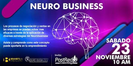 Evento Gratuito Técnicas De Neuro Business entradas