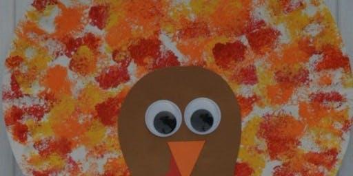 Do-A-Dot Turkeys