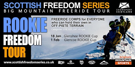 ROOKIE FREEDOM TOUR - GLENSHEE Rookie Cup tickets