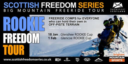ROOKIE FREEDOM TOUR - GLENSHEE Rookie Cup