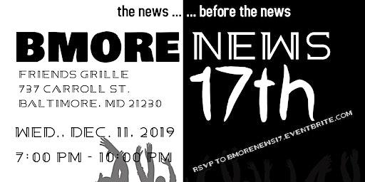 Bmorenews.com's 17th Anniversary