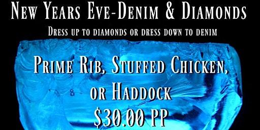 New Years Eve - Denim and Diamonds