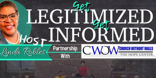 Men's Empowerment Summit: Get LEGITIMIZED-Get INFORMED
