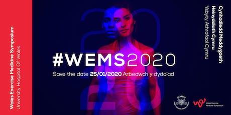 Wales Exercise Medicine Symposium 2020 tickets