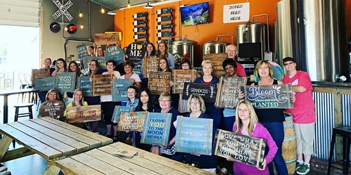 Beer & Boards at Railroad Brewing Company in Avon