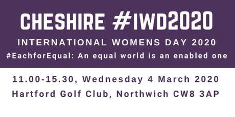 Cheshire International Womens Day #IWD2020 - 4 March 2020 tickets