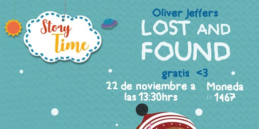 Storytime: Lost & Found