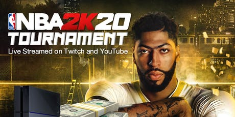 NBA2K20 Tournament tickets