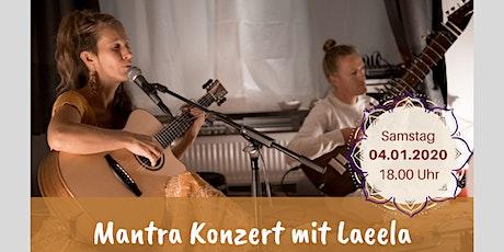 Mantra Konzert mit Laeela in München tickets