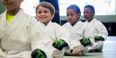 ***FREE*** Intro to Karate Workshop for KIDS Ages 5-12