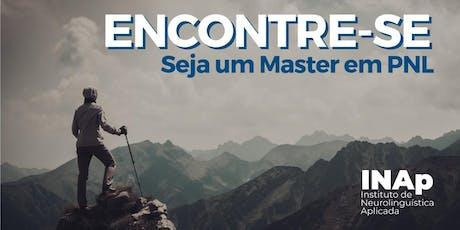 CAMPUS URBANO 2020 - MASTER EM PNL - INTENSIVO bilhetes