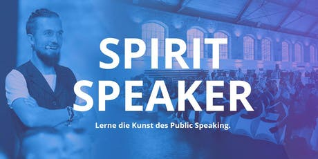 Spirit Speaker Tickets