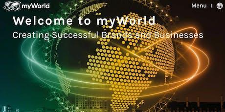 MyWorld Business Info biglietti