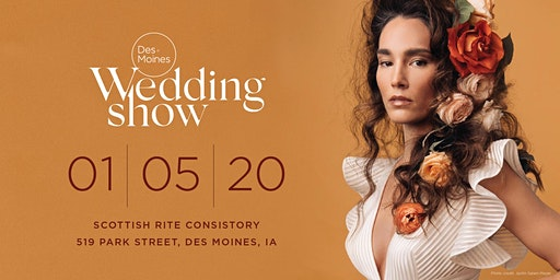 Des Moines Wedding Show – Winter Edition 2020