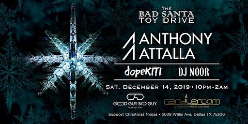The Bad Santa Toy Drive