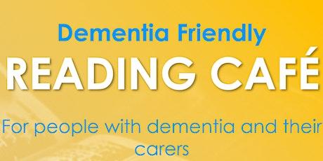 Dementia friendly Reading Café tickets
