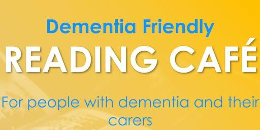 Dementia friendly Reading Café