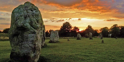 Equinox Reiki Training Level 1 & 2 Combined at Avebury Henge (to Healing Practitioner level) Attunements with Worldwide Certification
