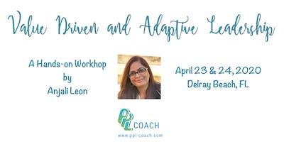 Value-Driven and Adaptive Leadership Workshop