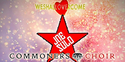 Commoners Choir & Joe Solo Live At All Hallows (We