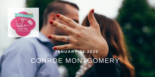 Visit the Venues Conroe/Montgomery - Luxury Bus Wedding Planning Event