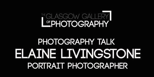 Photography talk: Elaine Livingstone Portrait Photographer