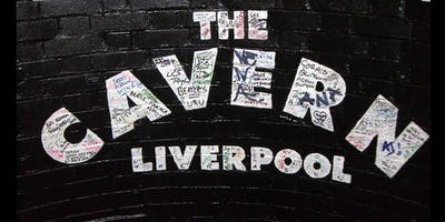 THE CAVERN - A dinner in Liverpool.