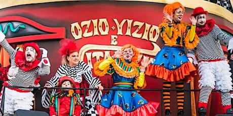 Carnevale di Viareggio biglietti