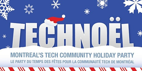 TechNoël tickets