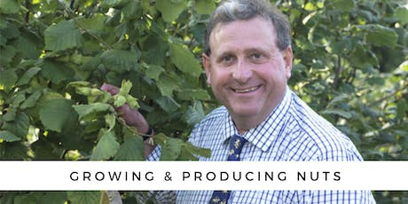 It's All About Growing & Producing Nuts - SFTG FREE Monthly Meeting  tickets
