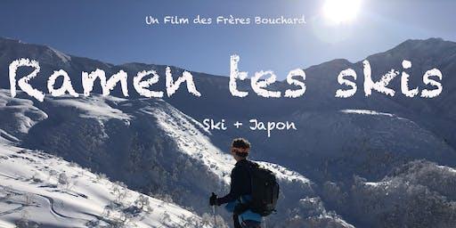 Ciné-conférence Voyage de ski au Japon à Rimouski