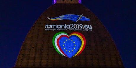 1.12- SIMFONIA UNIRII- Ziua Nationala a Romaniei  - SINFONIA DELL'UNIONE biglietti